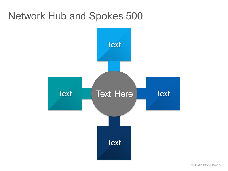 Network Hub & Spokes 500