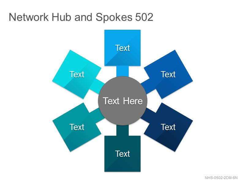 Network Hub & Spokes 502