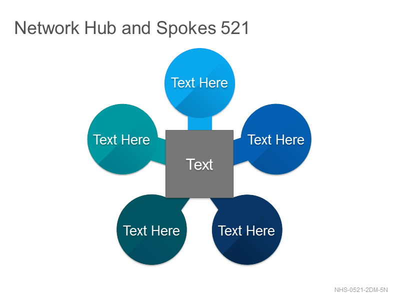Network Hub & Spokes 521