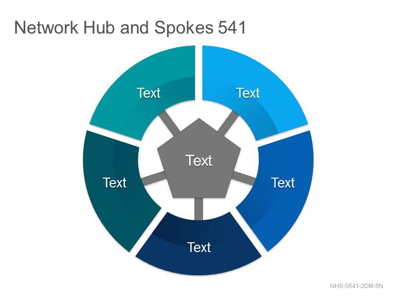 Network Hub & Spokes 541