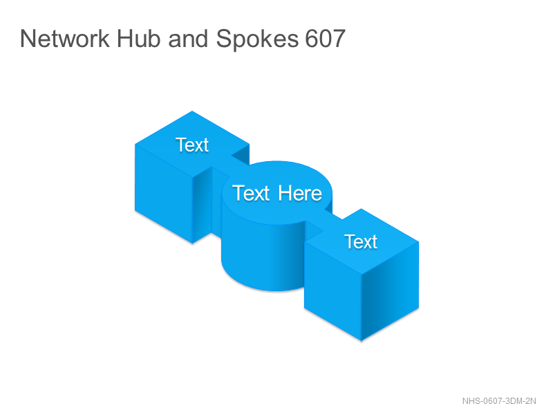 Network Hub & Spokes 607