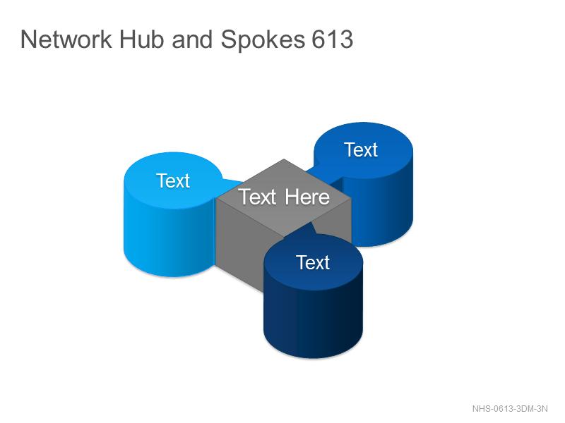 Network Hub & Spokes 613