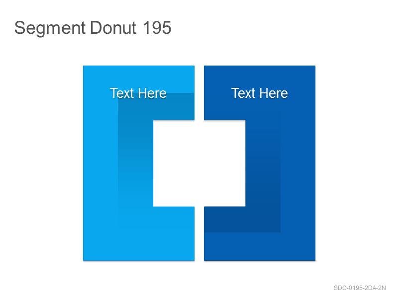 Segment Donut 195