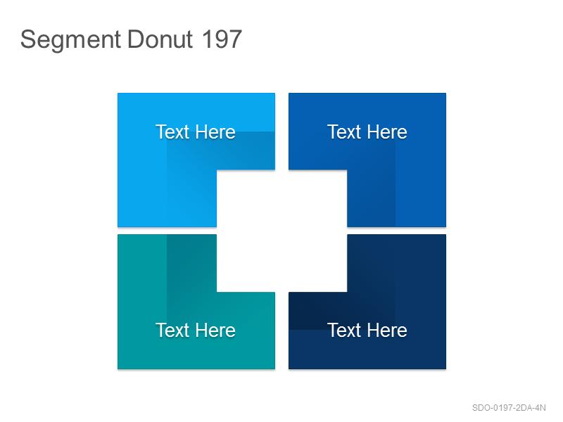 Segment Donut 197