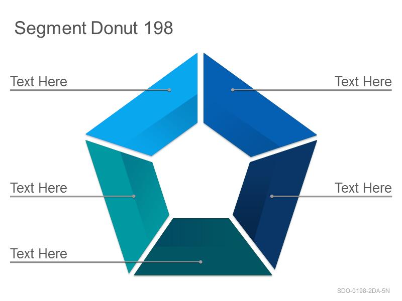 Segment Donut 198