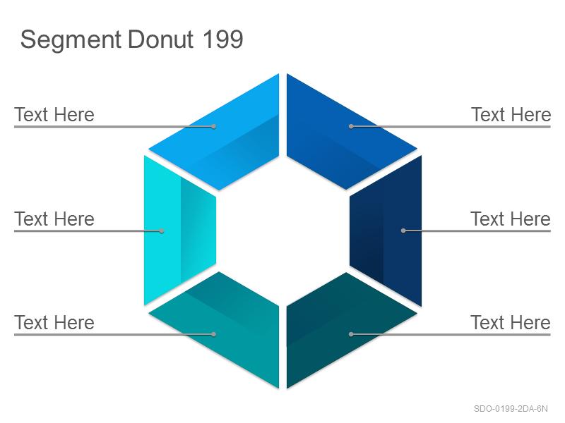 Segment Donut 199