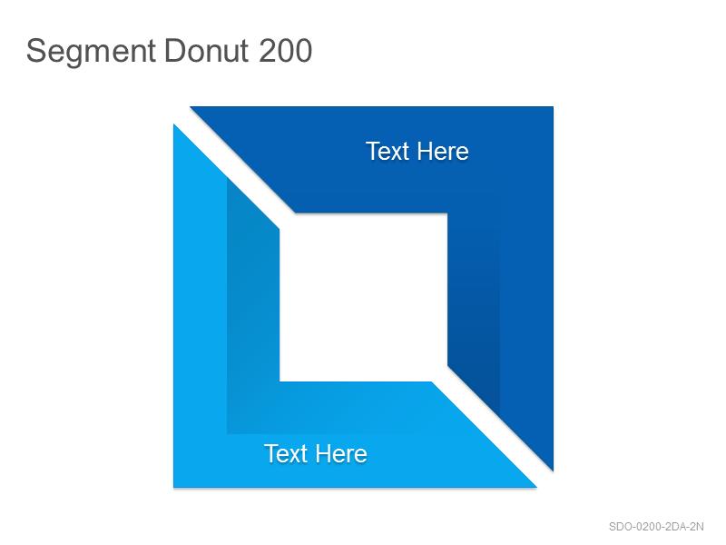Segment Donut 200