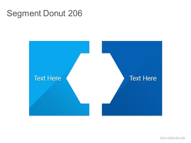 Segment Donut 206