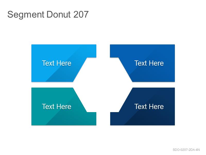 Segment Donut 207
