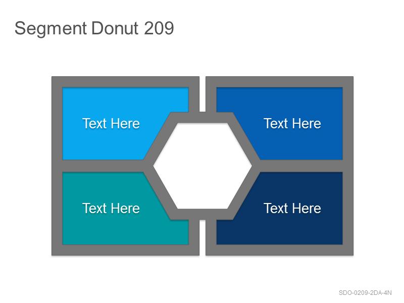 Segment Donut 209