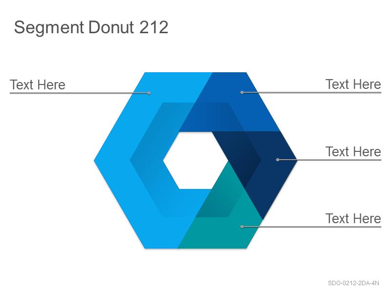 Segment Donut 212