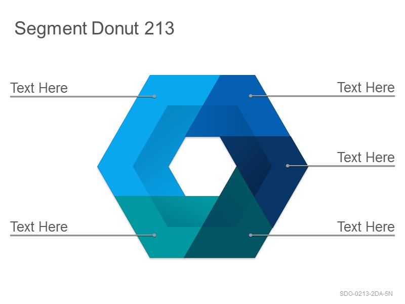 Segment Donut 213