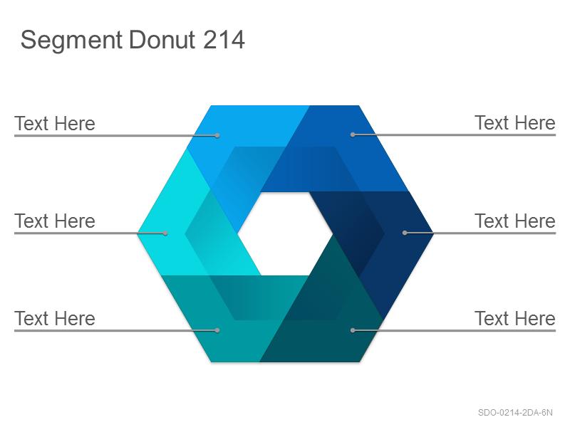 Segment Donut 214