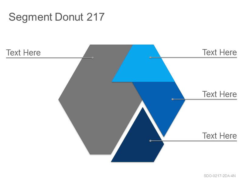 Segment Donut 217