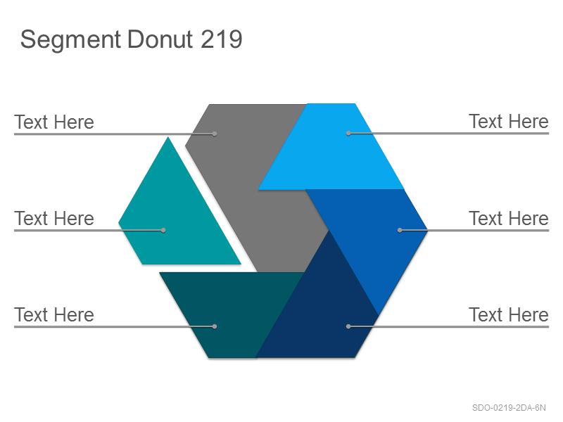 Segment Donut 219