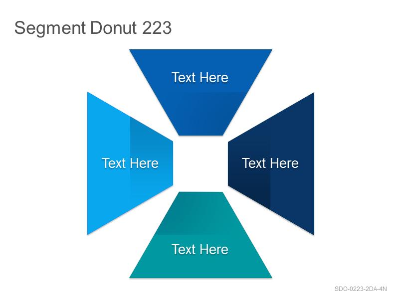 Segment Donut 223