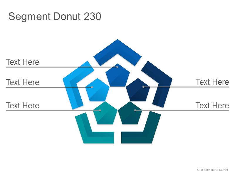 Segment Donut 230