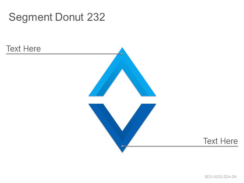Segment Donut 232
