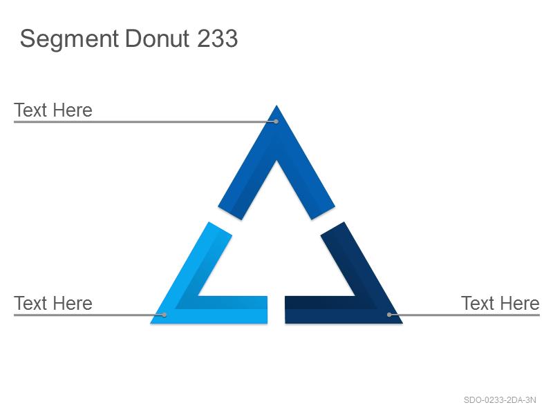 Segment Donut 233