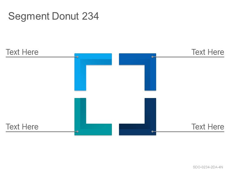 Segment Donut 234