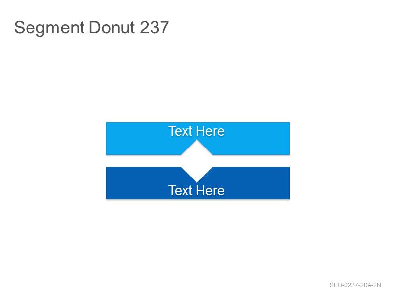 Segment Donut 237