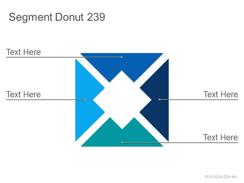 Segment Donut 239