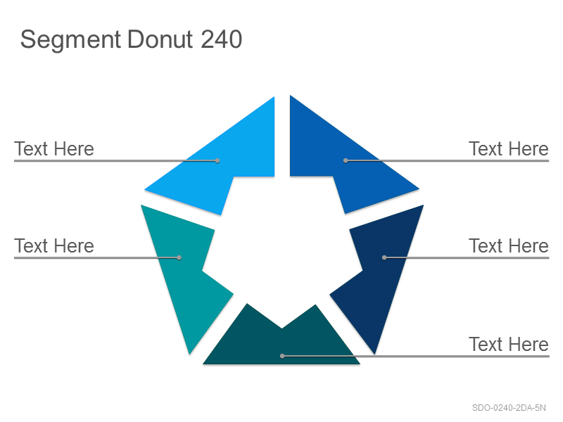 Segment Donut 240