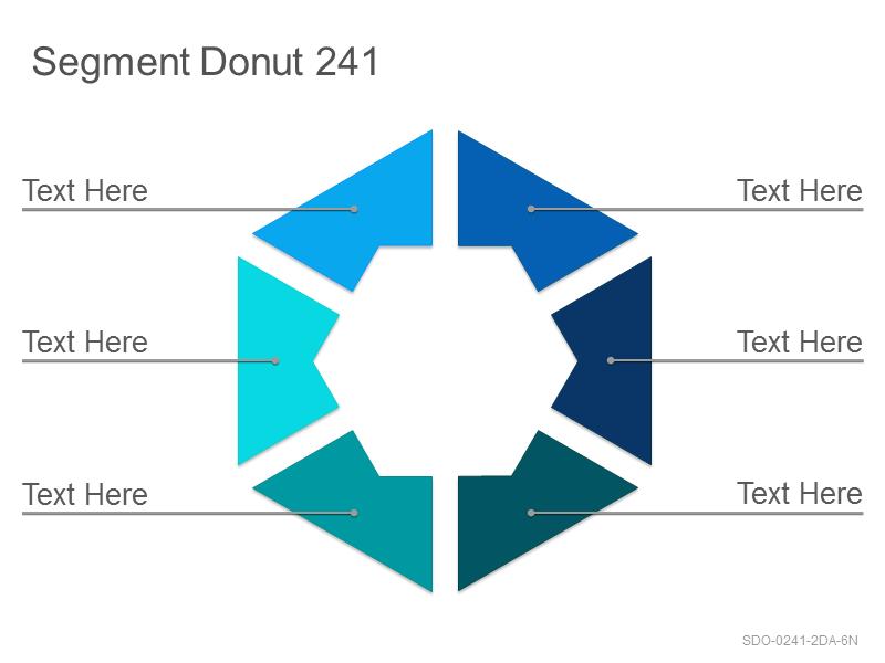 Segment Donut 241