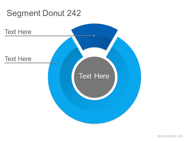 Segment Donut 242