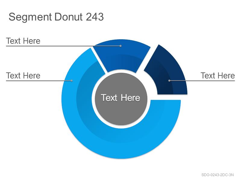 Segment Donut 243