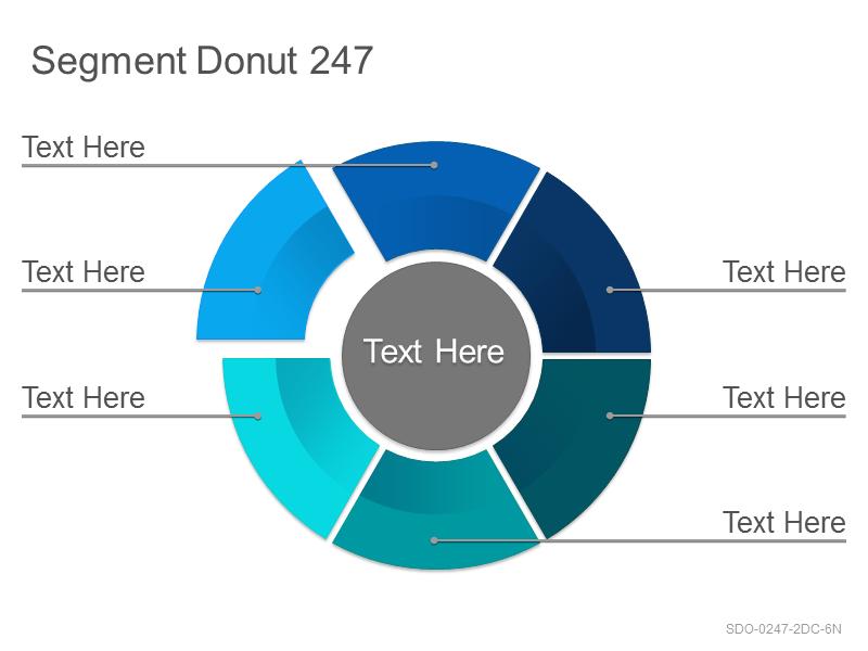 Segment Donut 247