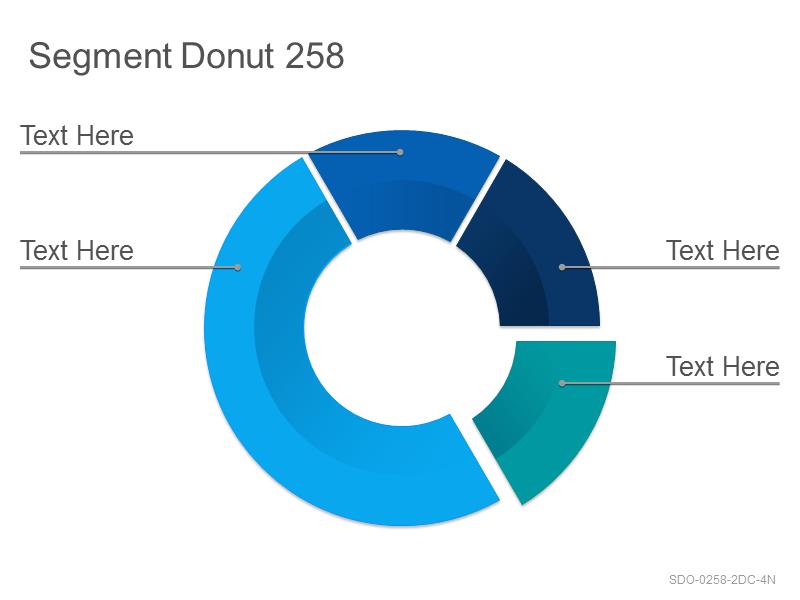 Segment Donut 258