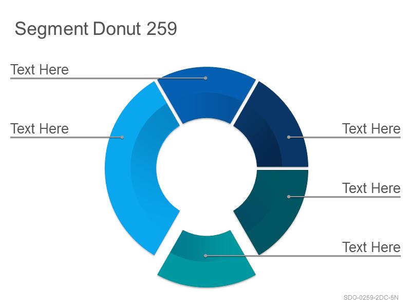 Segment Donut 259