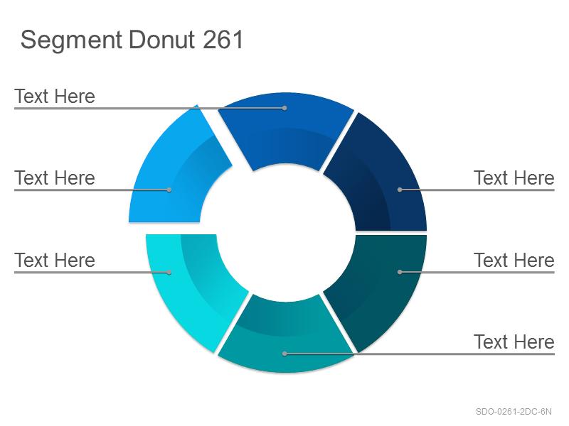 Segment Donut 261