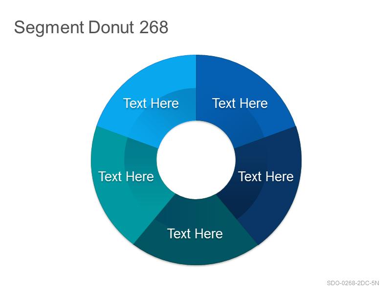 Segment Donut 268