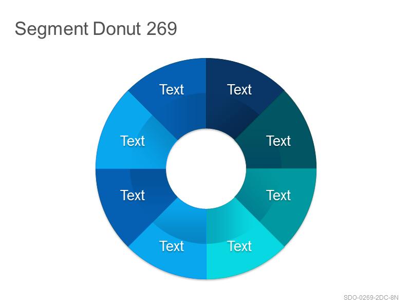 Segment Donut 269