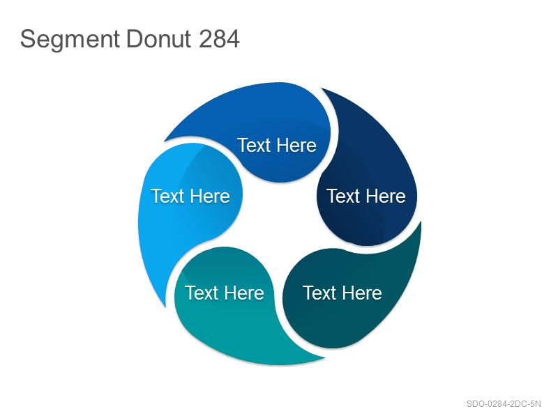 Segment Donut 284