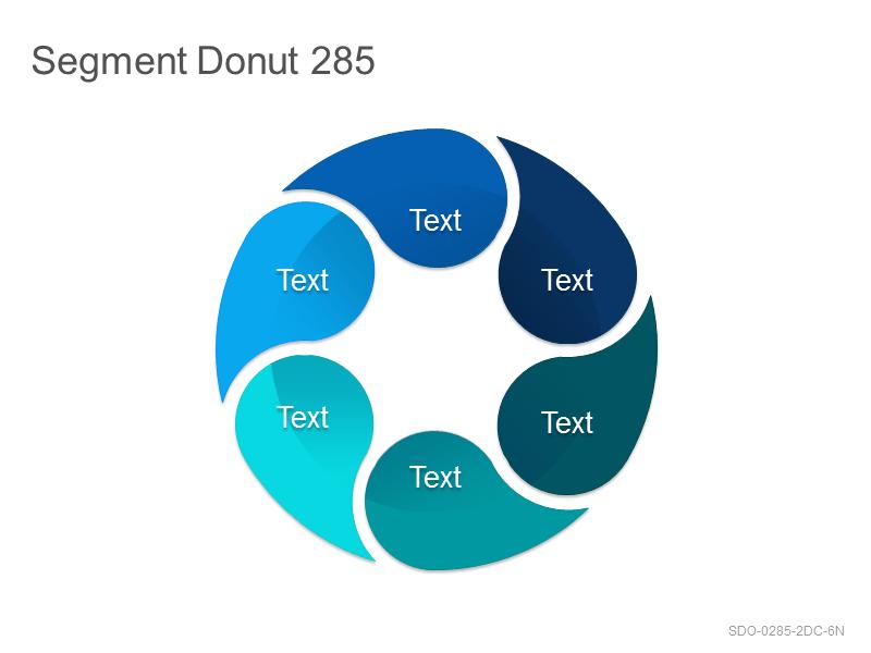 Segment Donut 285