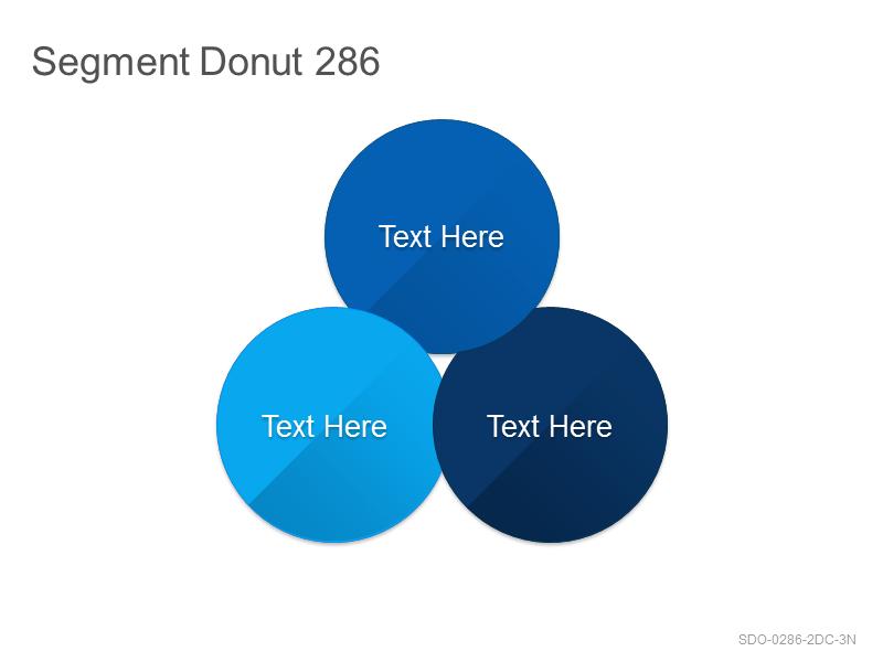 Segment Donut 286