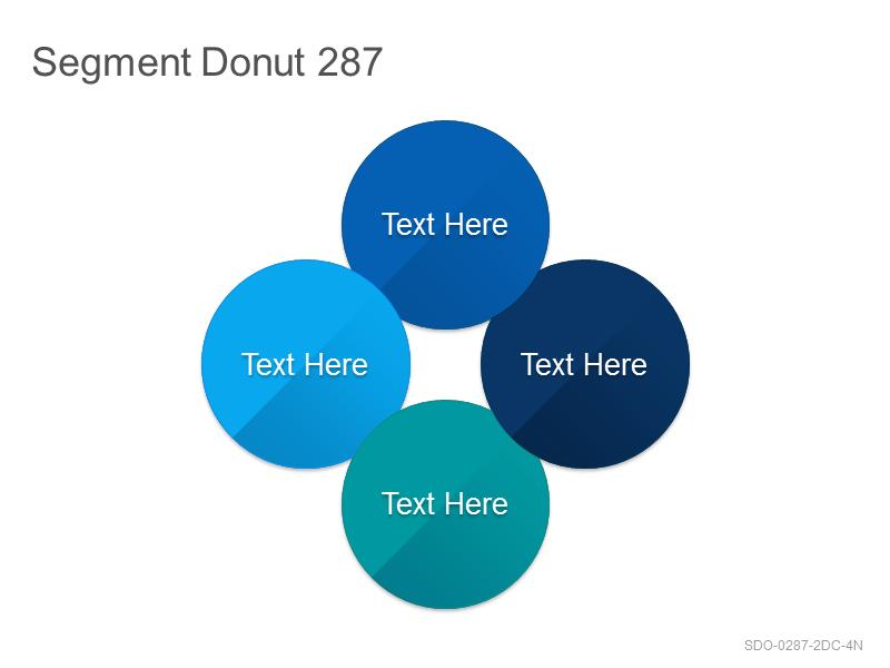Segment Donut 287