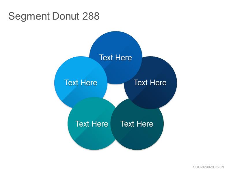 Segment Donut 288
