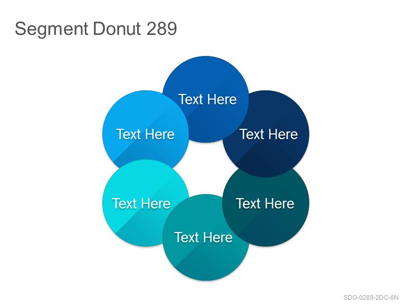 Segment Donut 289