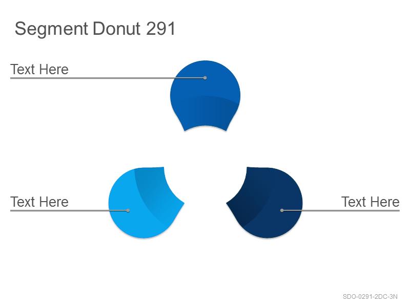 Segment Donut 291