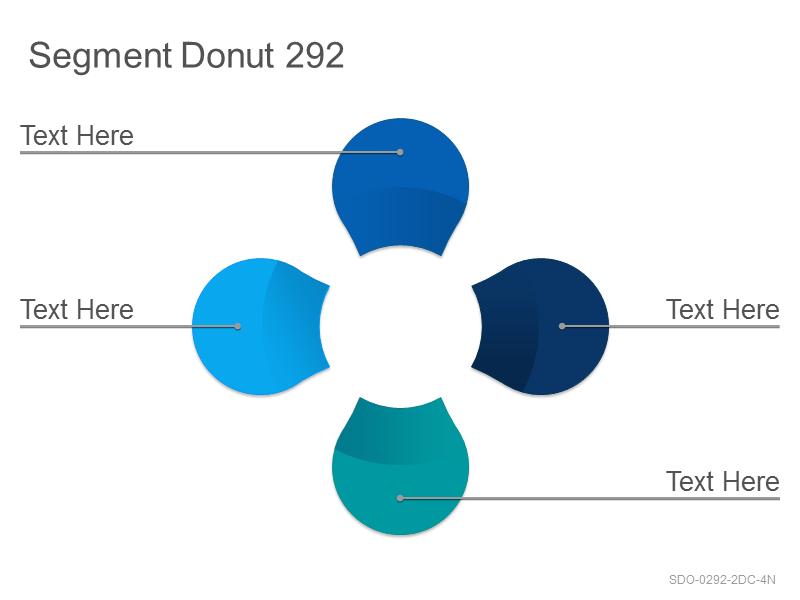 Segment Donut 292