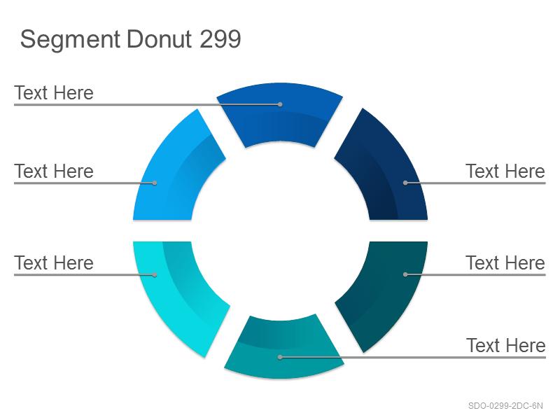 Segment Donut 299