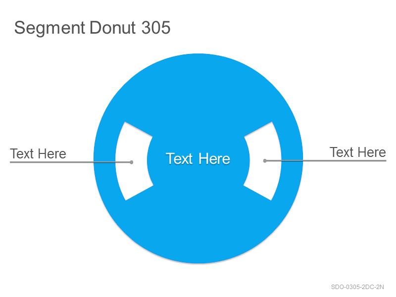 Segment Donut 305