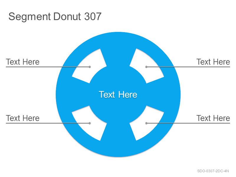 Segment Donut 307