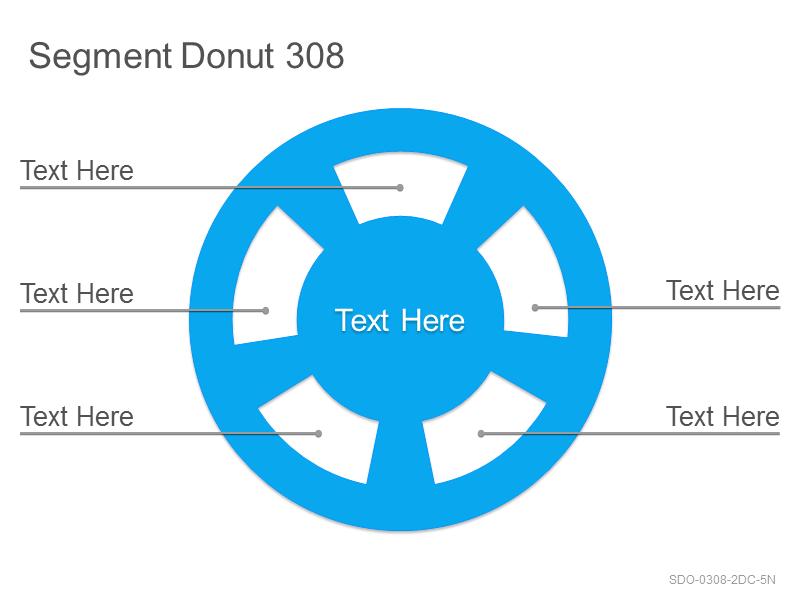 Segment Donut 308