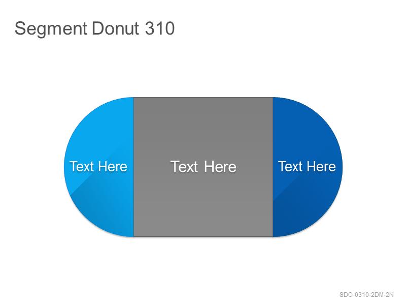 Segment Donut 310