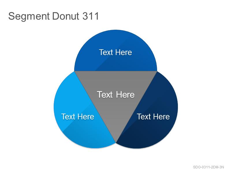Segment Donut 311